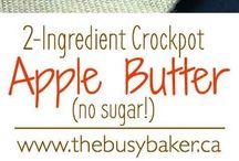 Crockpot fruits