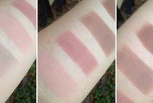 Blackbird Cosmetics swatches / by Luna Gray