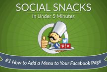 Social Snacks / Join Christian Karasiewicz in his Social Snacks In Under 5 Minutes video series where you will learn quick tips and tricks on social media marketing.