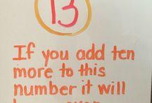 Maths / Maths activities
