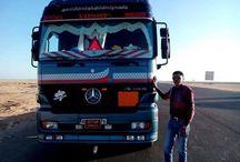 Kleyn Fans and their Trucks / 0