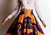 Dresses - Africa