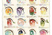 Eyes ^^
