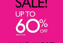 End Of Season SALE! / The season of sale is here! Some of the most stylish brands are on SALE.