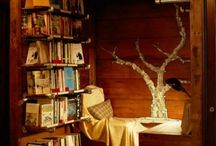 Secret spaces / Reading nooks