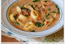 Recipes ~ Soups
