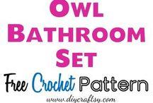 Owl bathroom