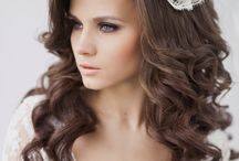 Hairstyles: sophisticated
