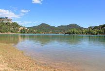 Embalse de La Toba / Un lugar mágico para disfrutar de la naturaleza y darse un buen chapuzón en verano