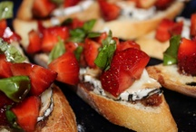 Fun Appetizers / Entertain with style with any of these mighty appetizers! Your evenings will never be the same without them. Vegetarian, Gluten-Free, or otherwise.