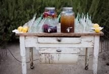 Beverage and Bar Display Inspiration