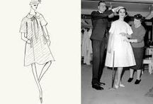 Yves- Trapeze collection Dior