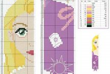 Cross Stitch Disney Princesses
