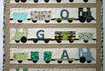 Train quilts