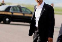 President Barack Obama & First Lady / by Janice Hayes