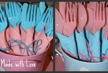♡Gender Reveal♡ / by Kristie Milstead