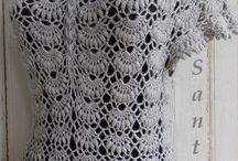 Crochet dress by Santana