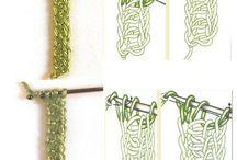 crochet - vzory