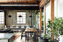 Salles à dîner et cuisines