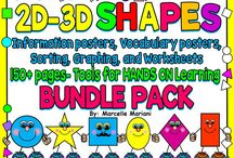 Math / A wide variety of Math resources created by our TeachInABox teacher sellers / members.