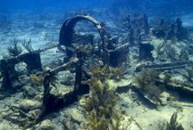 Wreck in Florida / Visit our site www.snorkelaroundtheworld.com Build up our snorkeling community :)