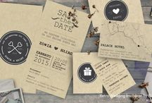 Wedding Invitations / Wedding Invitations and more... simple things!