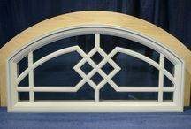 Specialty Products & Services / Our custom capabilities provide window & door manufacturers with unique quality specialty items to meet all of your customer's requirements. We always strive to find a way to make it work – whatever it is that you need! Some of our specialty products include Composite Transom Bending, Wood and Cellular SDL, Aluminum Grille Bars, False Window Panels, Operating Octagons/Hexagons, Painting Services, and Tooling Bending Die Manufacturing.