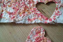 Fabric/Thread off cuts