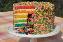 Aniverssaire / Gâteau raiponce