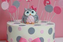Cake Designs-Baby Shower