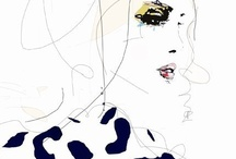 fashion illustration / by Angie Williamson