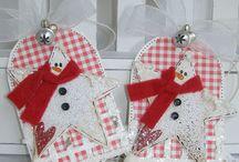 snowmen melt my heart / by Karen Roerdink
