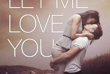 Just Let Me Love You / Just Let Me Love You (Judge Me Not #3)  / by S.R. Grey