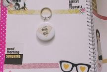 my planner decoration - Just a Boss Girl