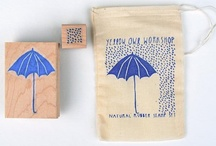 stamping / by Nicole De Lima