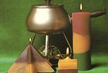 diseños de velas
