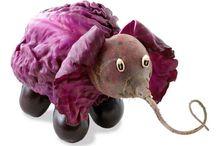 stworki z warzyw