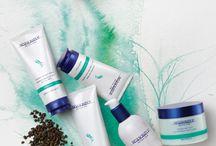 Arbonne Pamper products  / SEASOURCE & AROMAESSENTIALS