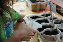 Kid Friendly Thrifty DIY / DIY projects that are easy and successful for little hands.