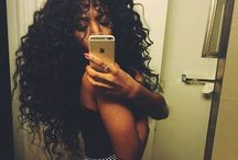 Human remy hair curly