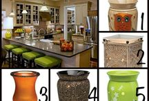 { play interior design with scentsy warmers } / Have a knack for design? Play interior designer by choosing the best Scentsy warmer for the space. ♥ #scentwithlove   www.kande.scentsy.us  Scent With Love By Kande: Facebook, YouTube, Blogger   #homedecor #interiordesign #scentsy #decor #design #home