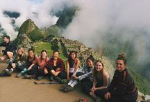 Inca Trail Trek / The Inca trail is the most legendary hike in South America, often rated in the top 5 treks in the world and a life changing experience.