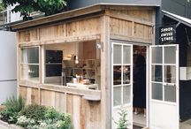 I would like to make my own coffee house! / have been dreaming of my very own cofee house together with my beloved. Just want to pin some of great ideas