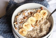 vegan | Breakfast / Healthy plant based breakfasts #plantbased #vegan #wfpb