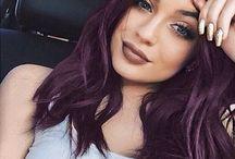 Coloração de cabelo