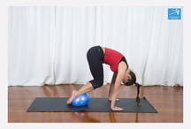 """ATHENSTRAINERS  ULTIMATE PILATES SYSTEM® / The system is organized by Varvara Solomonidou, who started her training in Pilates method in 1998. Having studied many of the known Pilates systems and having as a base her knowledge and experience on every aspect of fitness and wellness, she founded the """" ATHENTRAINERS ULTIMATE PILATES SYSTEM®"""". She gave her own colour and style to the standard set of exercises with alterations and changes based on the body movement."""
