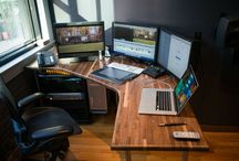 Video Editing Studio