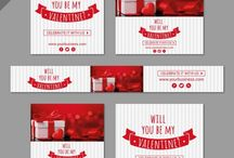 Website Banner templates