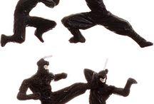 ninja warrior birthday