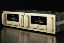 Sound - Amps - Accuphase